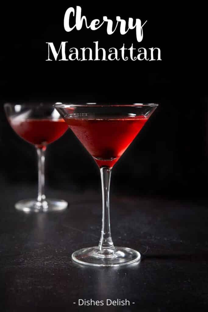 Cherry Manhattan for Pinterest 2