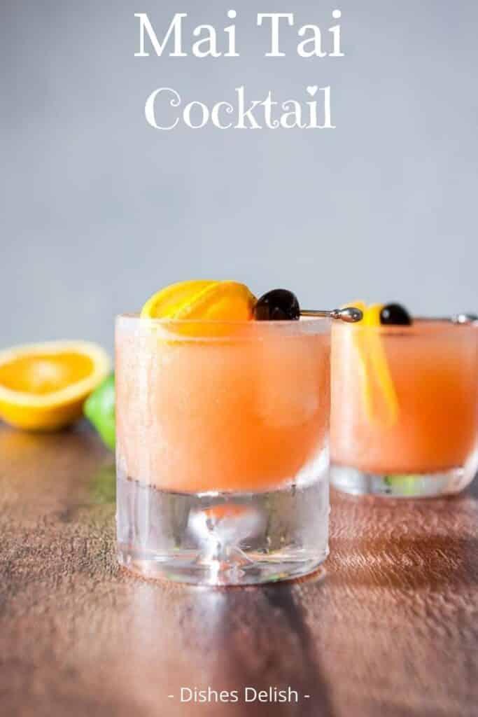 Mai Tai Cocktail for Pinterest 2