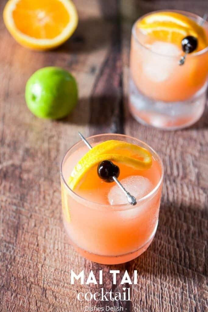 Mai Tai Cocktail for Pinterest 3