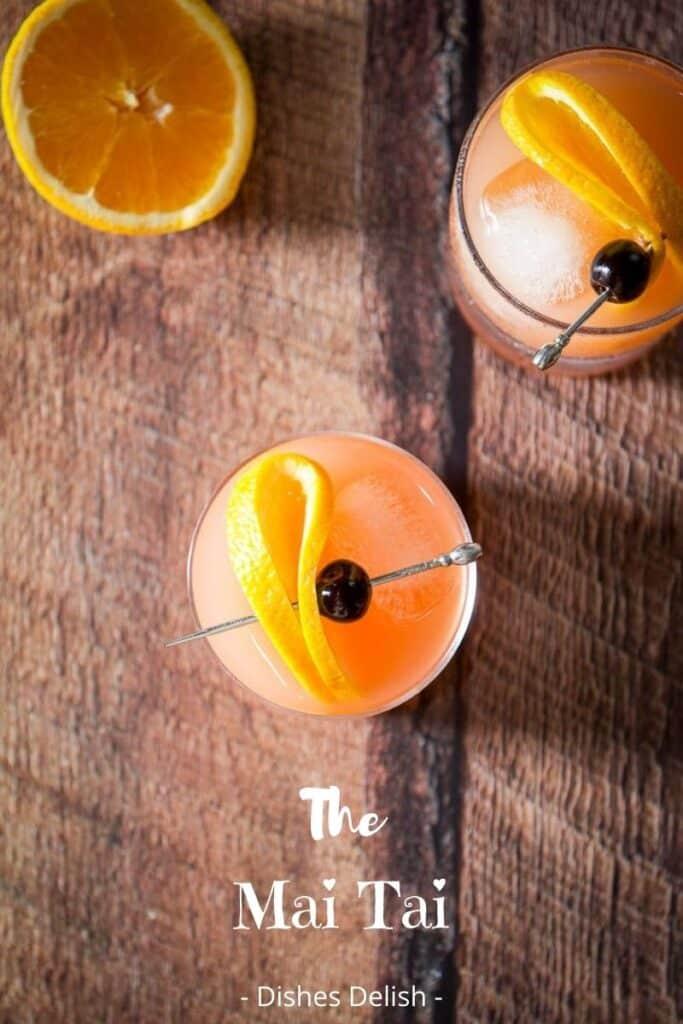 Mai Tai Cocktail for Pinterest 4