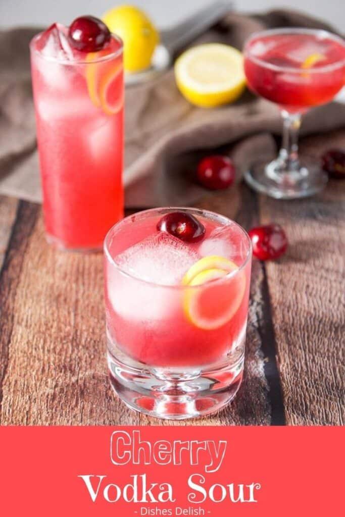 Cherry Vodka Sour for Pinterest 5
