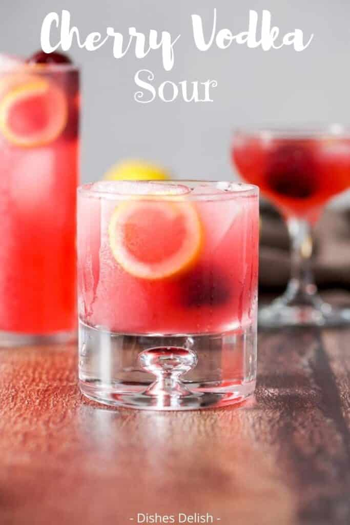 Cherry Vodka Sour for Pinterest 6