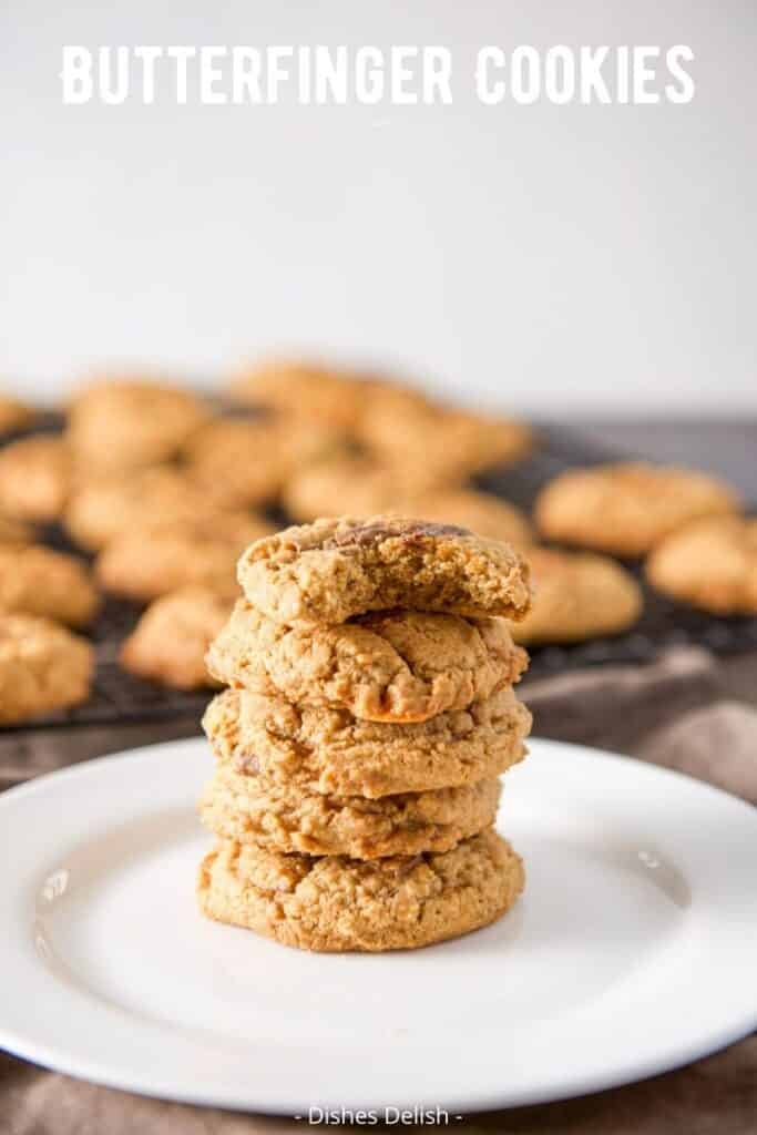 Butterfinger Cookies for Pinterest 3
