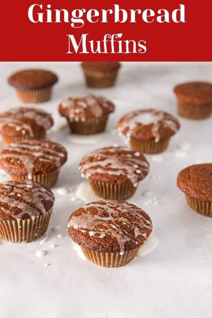 Gingerbread Muffins for Pinterest 2