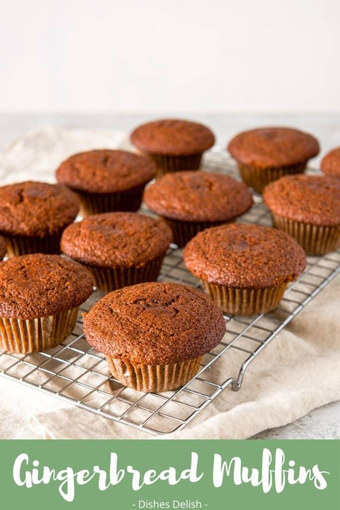 Gingerbread Muffins for Pinterest 5