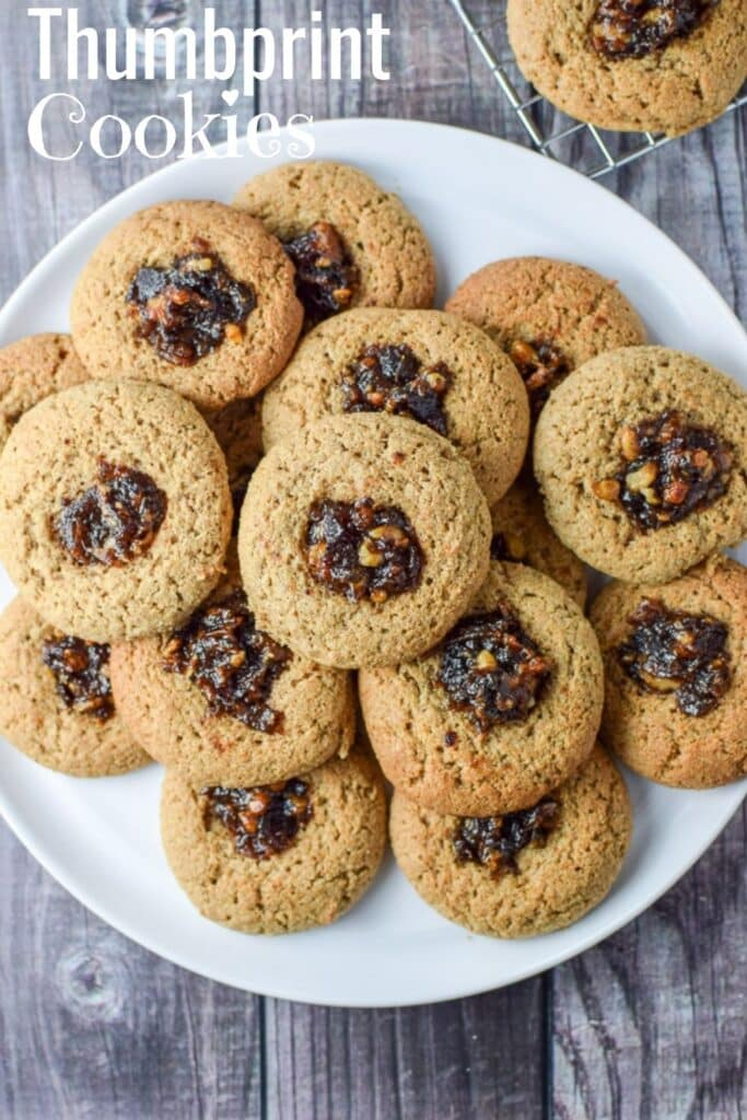 Date Nut Cookies for Pinterest 4