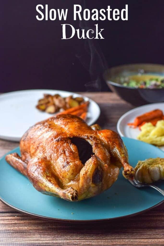Roasted Duck for Pinterest 4