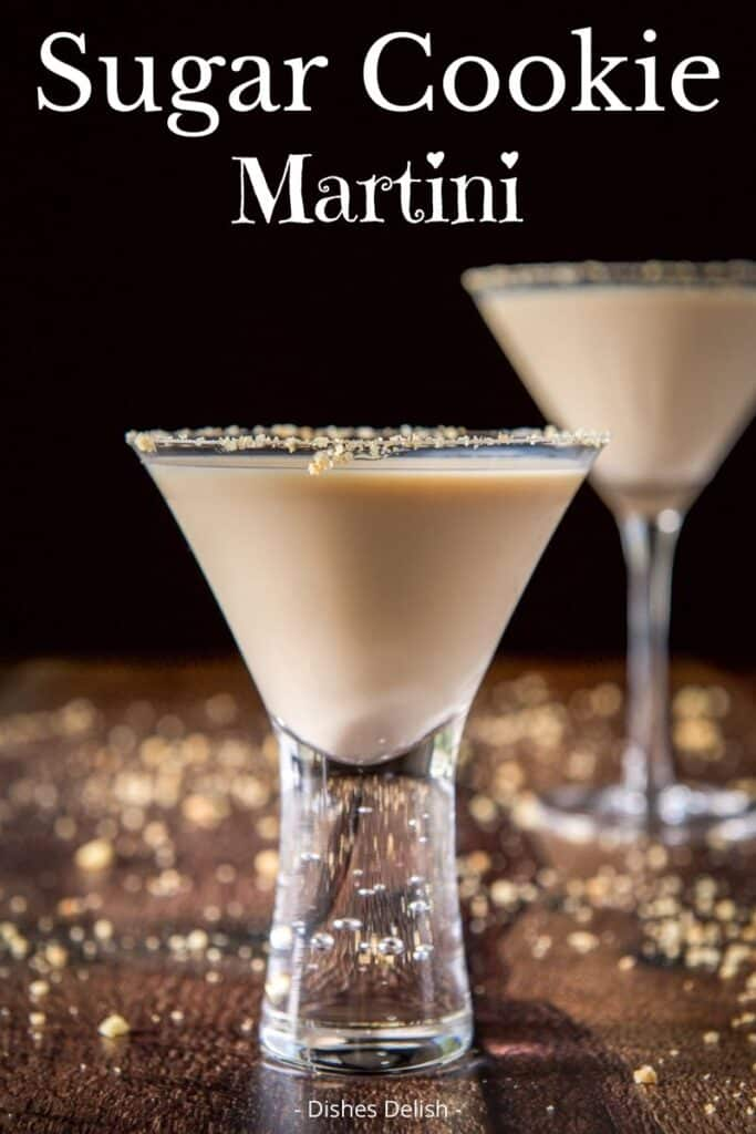 Sugar Cookie Martini for Pinterest 1