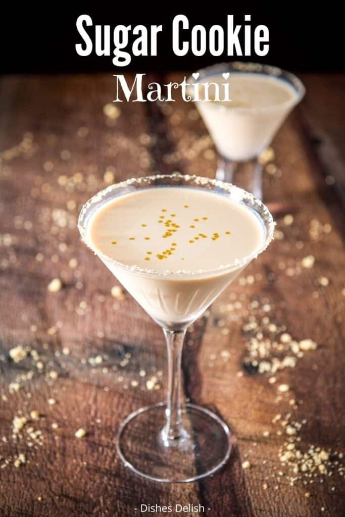 Sugar Cookie Martini for Pinterest 2