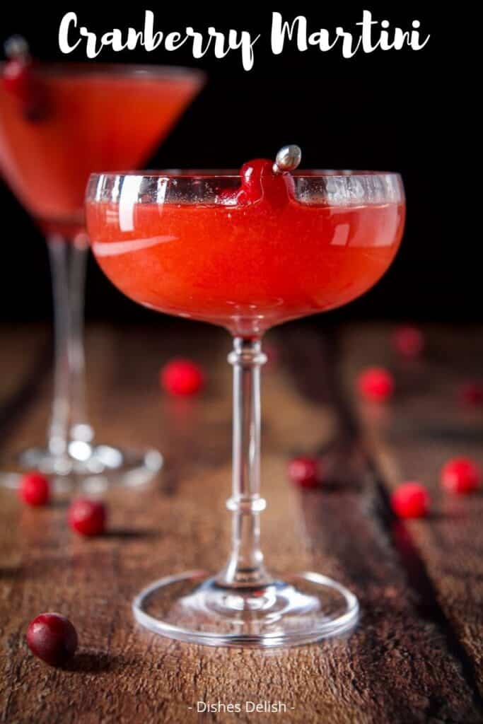 Cranberry Martini for Pinterest 4