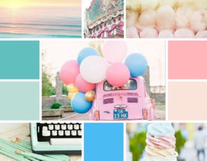 Learn how to build an irresisitible brand and create your very own brand style board using Pinterest and Canva