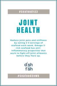 #Seafood123: Joint Health