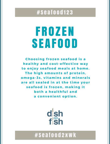 #Seafood123 Frozen Seafood