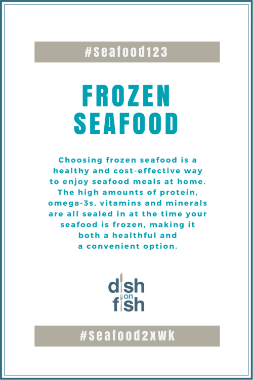 Frozen Seafood