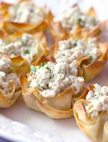 Crab-Salad-Stuffed-Wonton-Cups