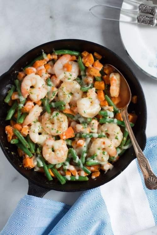 Seafood Side Dish