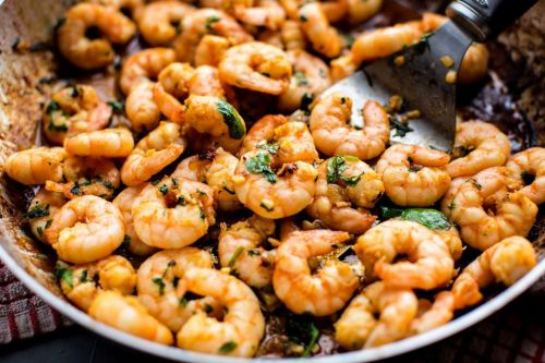 January Meal Plan: Eating Healthy with Seafood