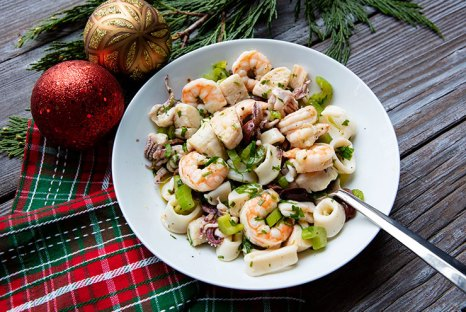 holiday seafood recipes