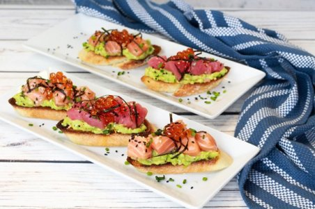 healthy seafood dishes