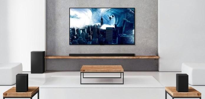 LG's 2021 premium soundbars