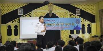 M. Ismail Ramdhani, Amd. LLAJ dari Bidang LLAJ Dinas Perhubungan Aceh