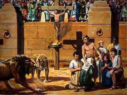 Почему римская империя преследовала христиан?