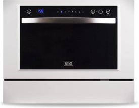 BLACK+DECKER BCD6W Countertop Dishwasher Review