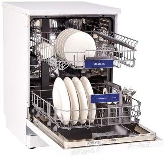 Siemens Dishwasher SN256W01GI Review