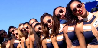 """El movimiento """"feminista"""" contra las azafatas de la Fórmula 1"""