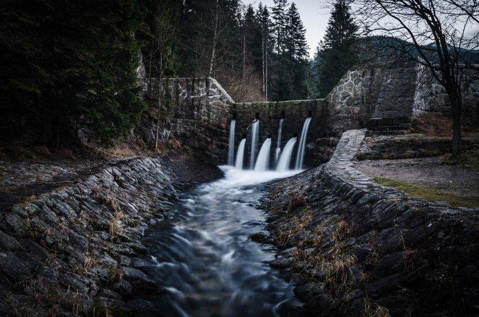 El agua, un recurso casi infinito