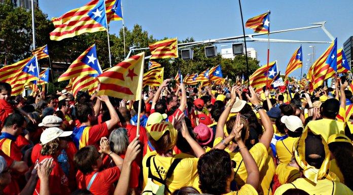 """La revolución catalana """"ahora o nunca"""""""