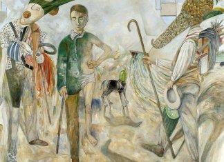 La divina comedia de Arturo Rodríguez (o los fantasmas de Arcimboldo)