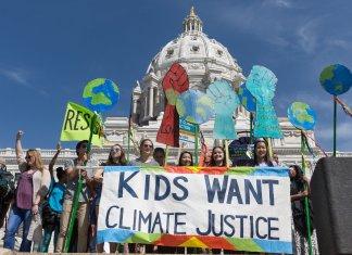 Justicia climática: una generación que pone límites a su futuro