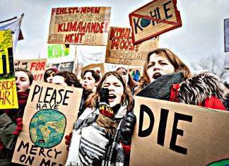 Secuestrados por la histeria climática