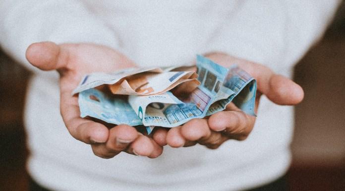 Vivir sin dinero... en efectivo