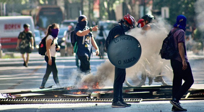 Milicias: así se apoderan de los espacios públicos