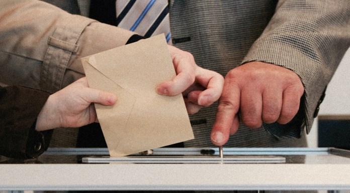 Votar a la persona
