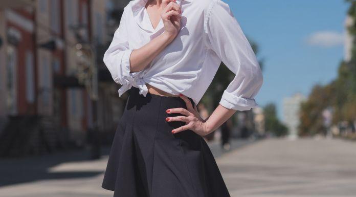 No me gusta que en las redes te pongas la minifalda