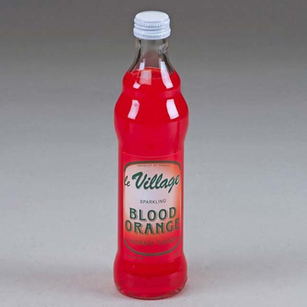 Le Village Blood Orange Sparkling French Lemonade bottle