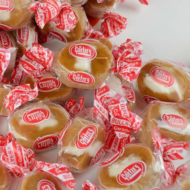 Goetze's Original Caramel Creams