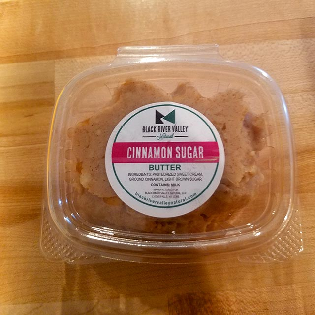 Cinnamon Sugar Butter (4 oz.) – Black River Valley Natural