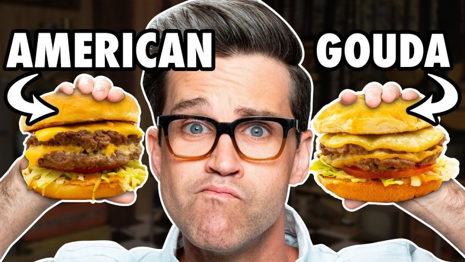 GMM Best-Cheese-for-Burger video thumbnail.