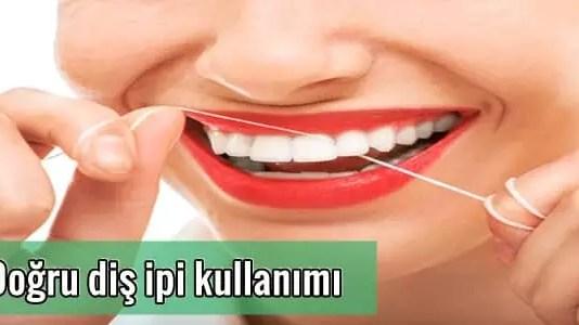 Doğru diş ipi kullanımı nasıl olmalı