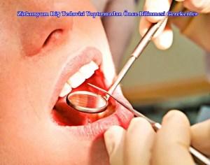 Zirkonyum Diş Tedavisi Yaptırmadan Önce Bilinmesi Gerekenler 2018