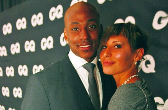 Kaizer motaung and wife