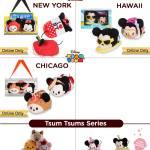 Tsum Tsum City Box Birthday Musical Sets Coming Soon Diskingdom Com Disney Marvel Star Wars Merchandise News