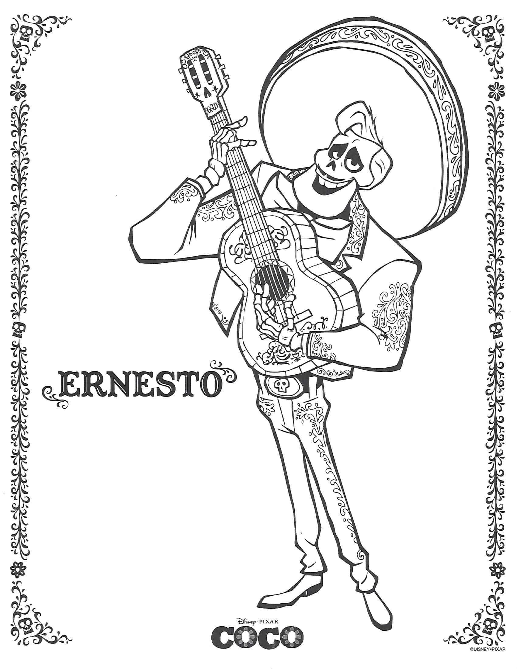 Ernesto Diskingdom