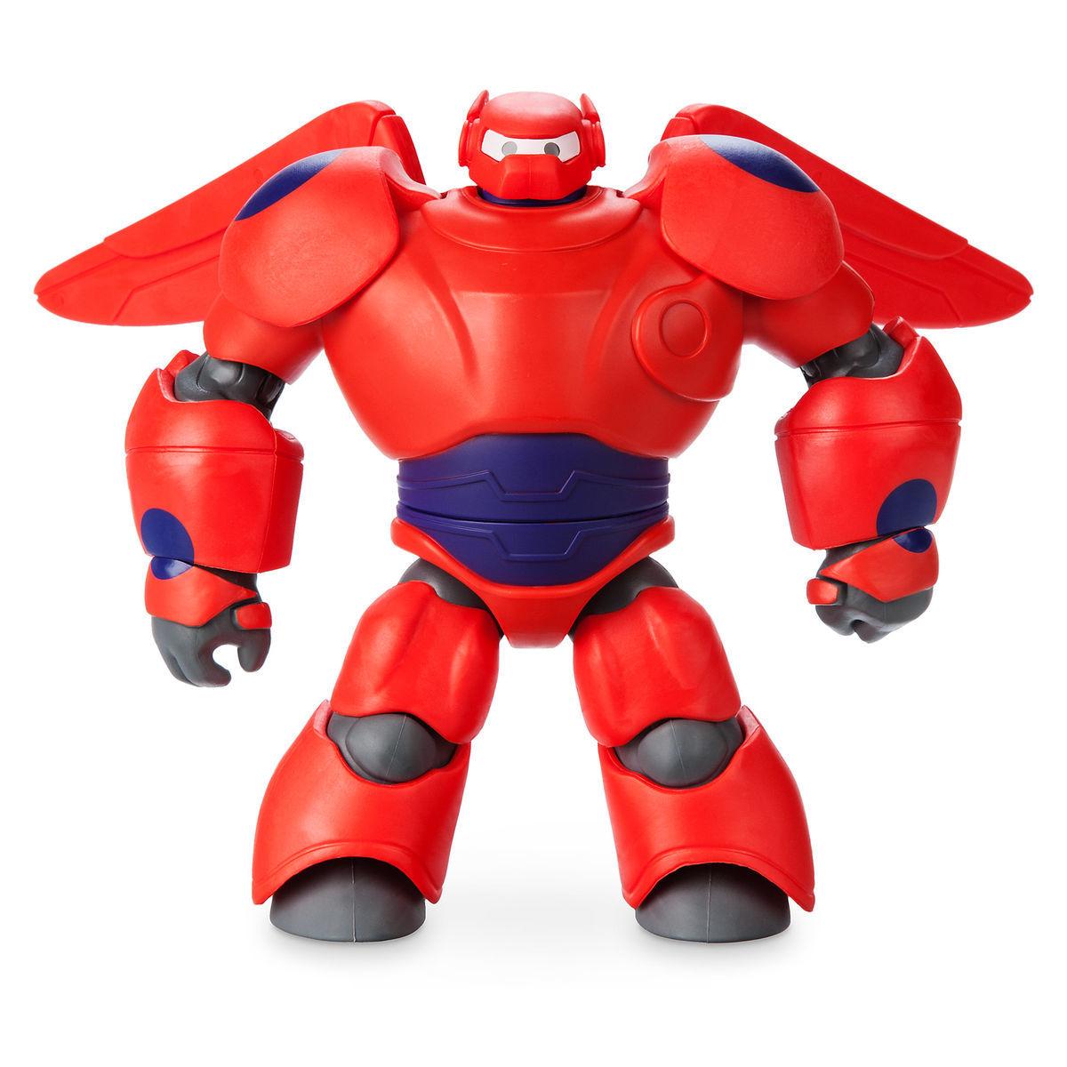 Two New Big Hero 6 Toybox Action Figures Released