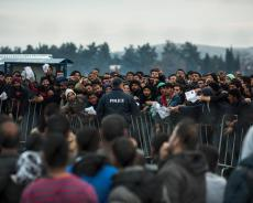 Europe to Economic Migrants: Your Journey Will Be 'All for Nothing'