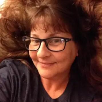 Headshot of writing contest winner Angie Fryer